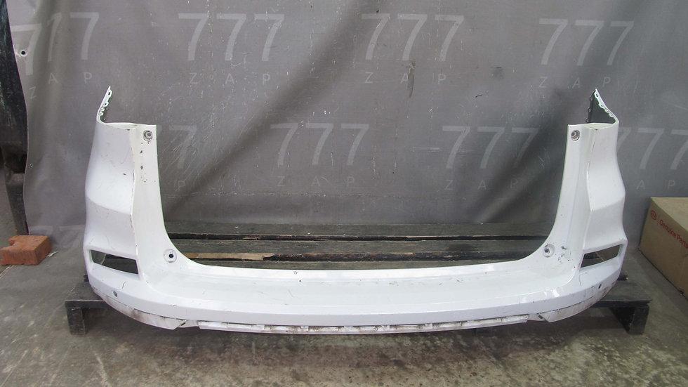 Honda CR-V 4 (RE, RM) 15-18 Бампер задний Б/у Оригинал