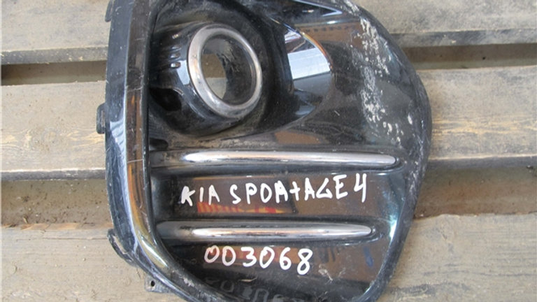 Kia Sportage 4 (QL) Накладка птф правая  Б/у Оригинал