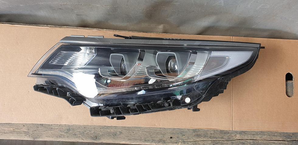 Kia Optima 4 (JF) 18- Фара левая Full LED Б/У Оригинал