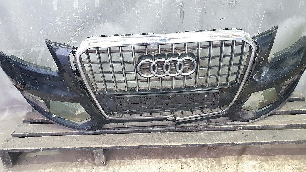 Audi Q5 1 (8R) Бампер передний Б/у Оригинал