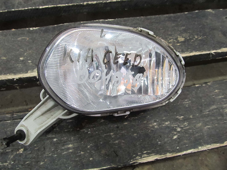 Kia Ceed 2 (JD) ПТФ передняя левая Б/у Оригинал
