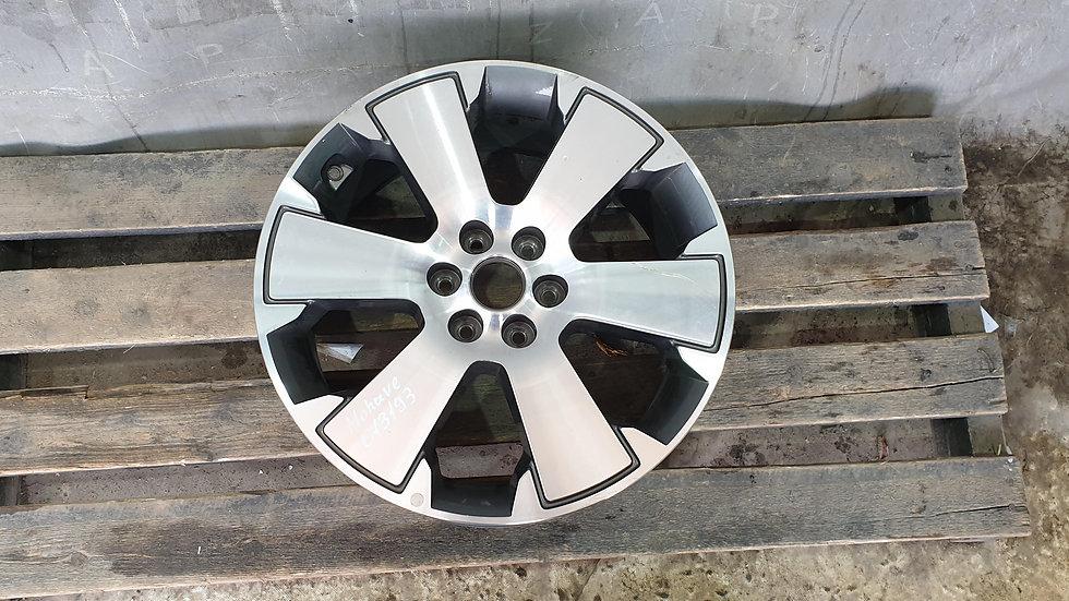 Kia Mohave Диск колесный литой R18 Б/У Оригинал