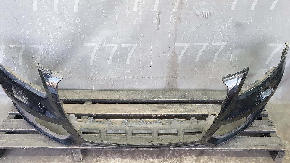 Audi Q5 (8R) 12-17 Бампер передний Б/у Оригинал