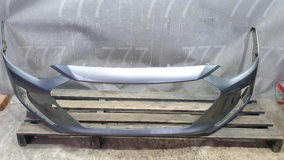 Hyundai Elantra 6 (15-18) Бампер передний Б/У Оригинал