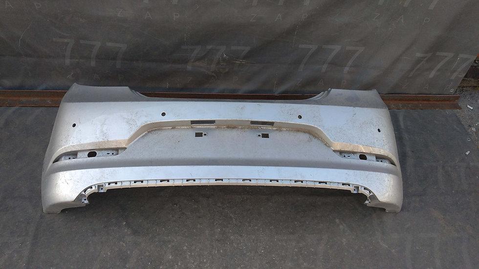 Hyundai Solaris 1 (RB) 14-17г Бампер задний Б/у Оригинал