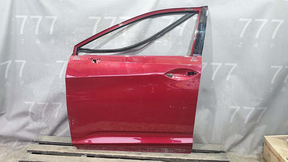 Lexus Rx 4 Дверь передняя левая Б/у Оригинал