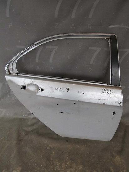 Honda Accord 7 (CL) Дверь задняя правая Б/у Оригинал
