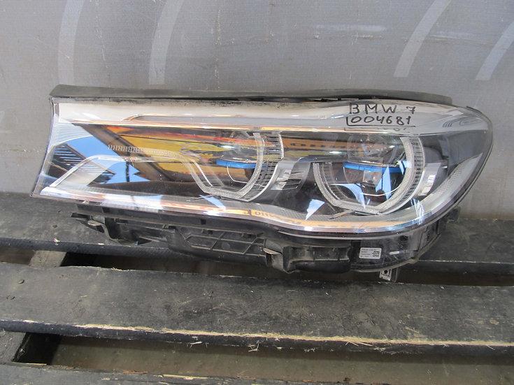 BMW 7-Series (G11) Фара левая Laserlight Б/у Оригинал
