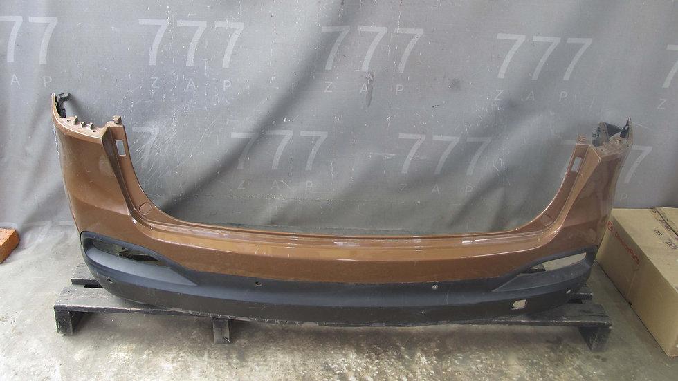 KIA Sorento 3 Prime (UM) Бампер задний Б/у Оригинал