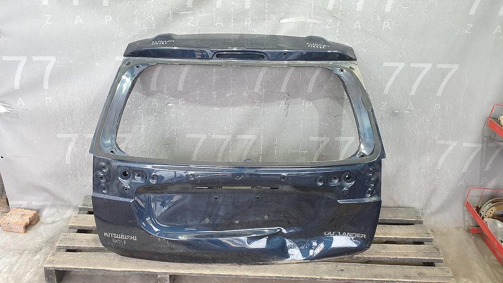 Mitsubishi Outlander 3 (15-) Крышка багажника Б/У Оригинал