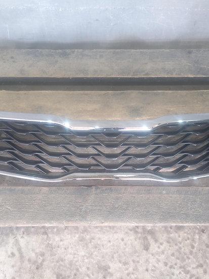 Kia Optima 4 (JF) 18- Решетка радиатора Б/У Оригинал