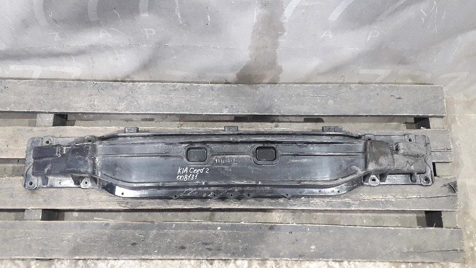 Kia Ceed 2 (JD) 12-15 Усилитель заднего бампера Б/у Оригинал