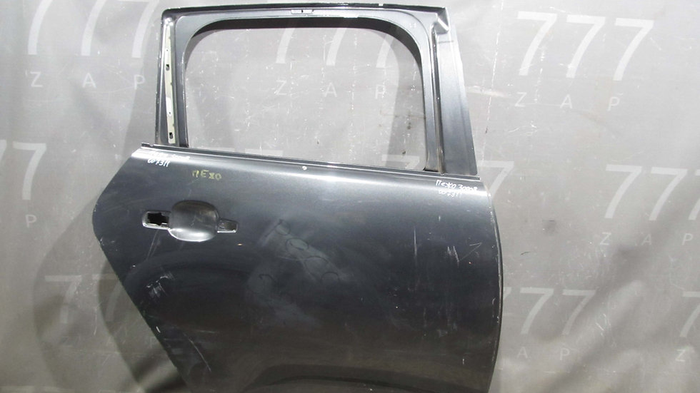 Peugeot 3008 1 (09-16) Дверь задняя правая Б/у Оригинал
