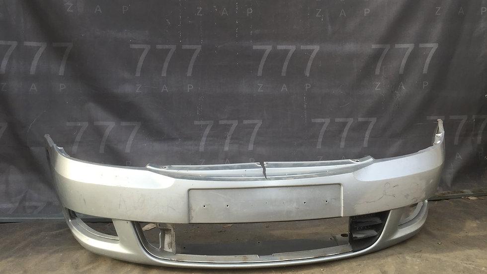 Skoda Octavia 2 (A5) 08-13г Бампер передний Б/у Оригинал