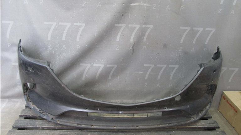 Бампер передний Mazda CX-9 Б/У Оригинал целый