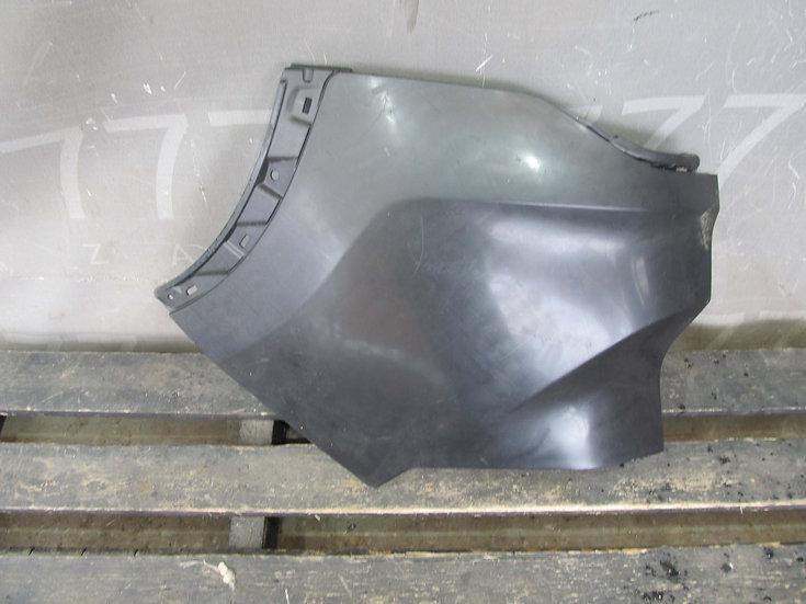 Honda CR-V 4 (RE, RM) 12-15 Бампер задний правая часть Новое Оригинал