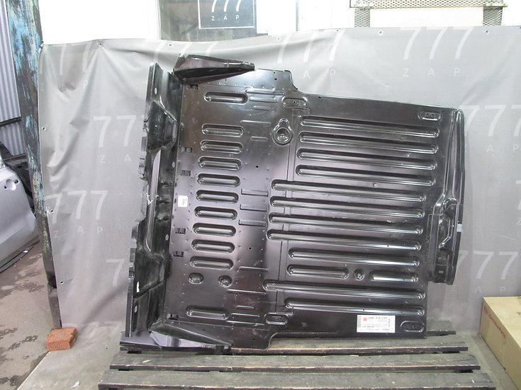 Citroen Berlingo (B9) Пол багажника  Б/у Оригинал