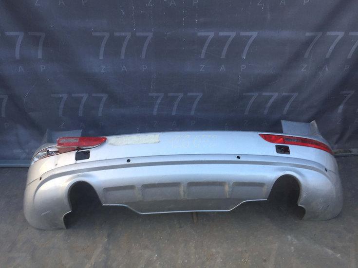 Audi Q5 (8R) Бампер задний Б/у Оригинал