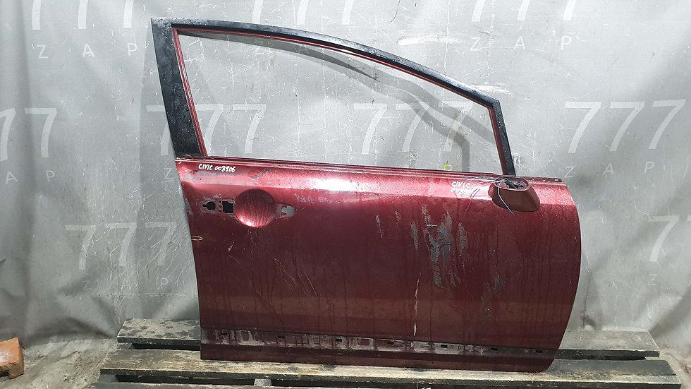 Honda Civic 8 4d Дверь передняя правая Б/у Оригинал