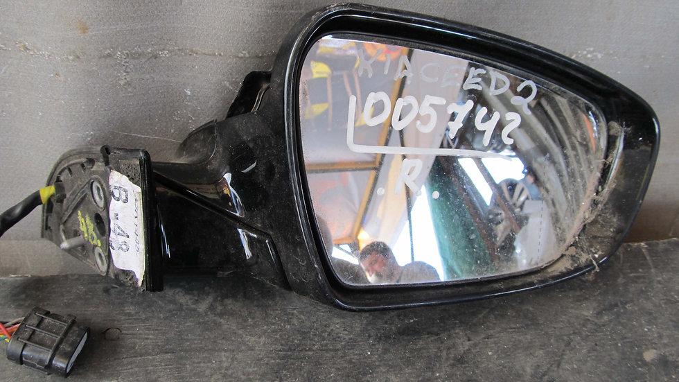 Kia Ceed 2 (JD) Зеркало правое  Б/у Оригинал