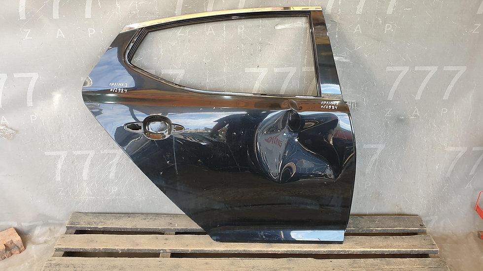 Kia Optima 3 (TF) Дверь задняя правая Б/У Оригинал