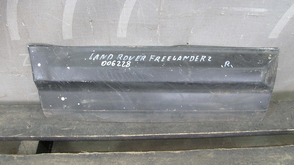 Land Rover FreeLander 2 (08-12) Нижний молдинг задней правой двери  Б/у Оригинал