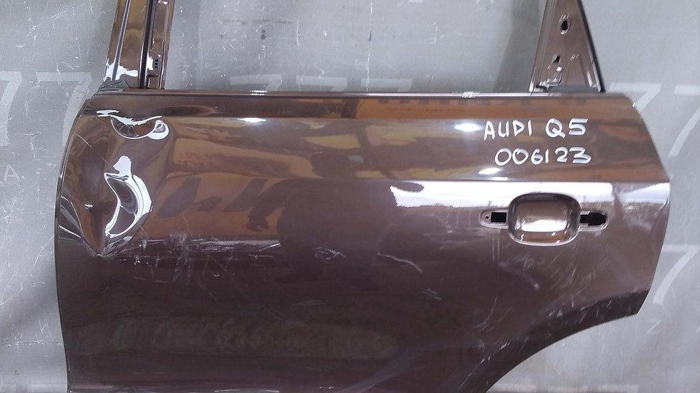 Audi Q5 (8R) дверь задняя левая  Б/у Оригинал