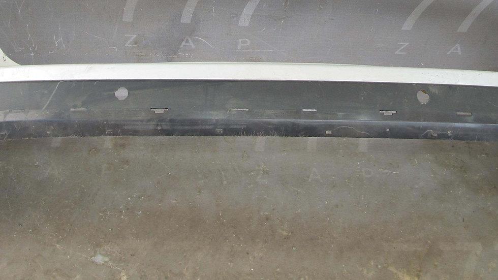 Toyota RAV4 IV (XA40) Юбка заднего бампера Б/у Оригинал
