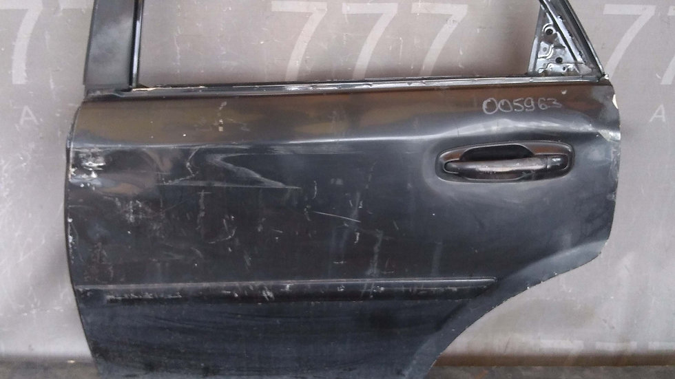 Chevrolet Lacetti (J200) Дверь задняя левая Б/у Оригинал
