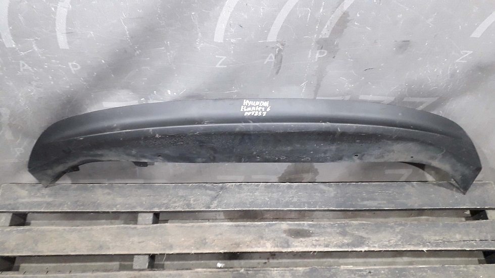 Hyundai Elantra 6 (AD) 15-19 Юбка заднего бампера Б/у Оригинал