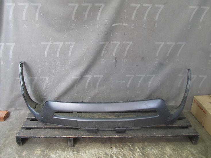 KIA Mohave (HM) Юбка переднего бампера Б/у Оригинал