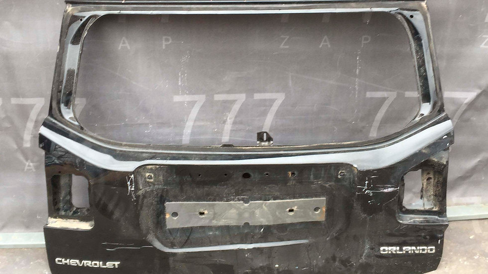 Chevrolet Orlando (J309) 11-15 Крышка багажника Б/у Оригинал
