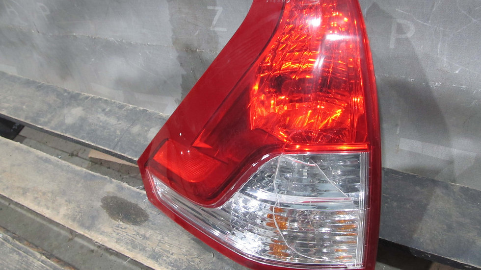 Honda CR-V 4 Фонарь задний левый Б/у Оригинал