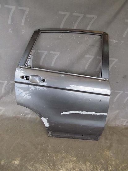 Honda CR-V 3 (RE) 07-12 Дверь задняя правая  Б/у Оригинал