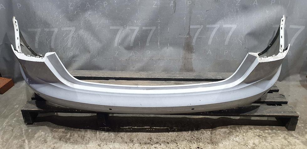 Audi A6 (C7) 11- Бампер задний Б/у Оригинал