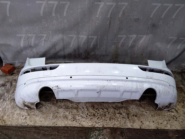 Audi Q5 (8R) 08-12 Бампер задний Б/у Оригинал