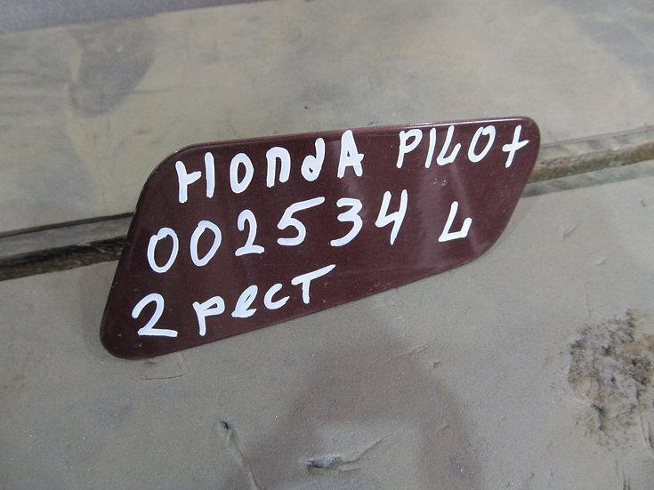 Acura  MDX 4 Накладка форсунки омывателя  Б/у Оригинал