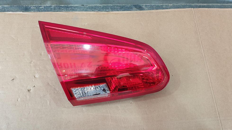 Kia Ceed 2 JD (12-18) Фонарь задний левый внутренний Б/У Оригинал