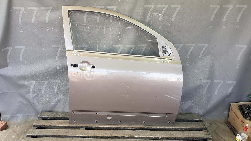 Nissan Qashqai 1 (J10) Дверь передняя правая Б/у Оригинал