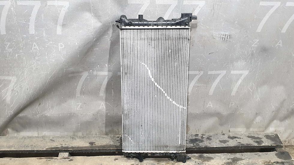 Volkswagen Polo 5 Радиатор охлаждения ДВС Б/у Оригинал