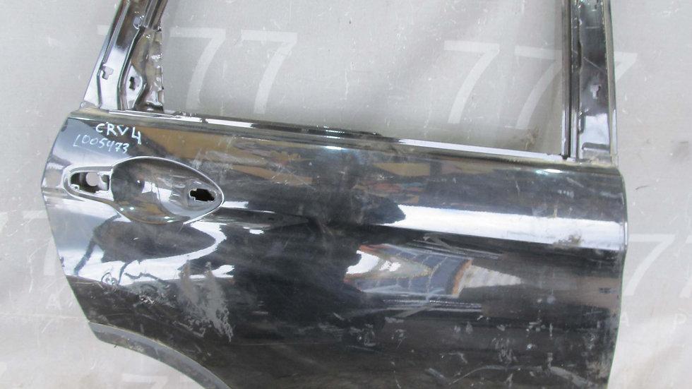 Honda CR-V 4 (12-18) Дверь задняя правая  Б/у Оригинал