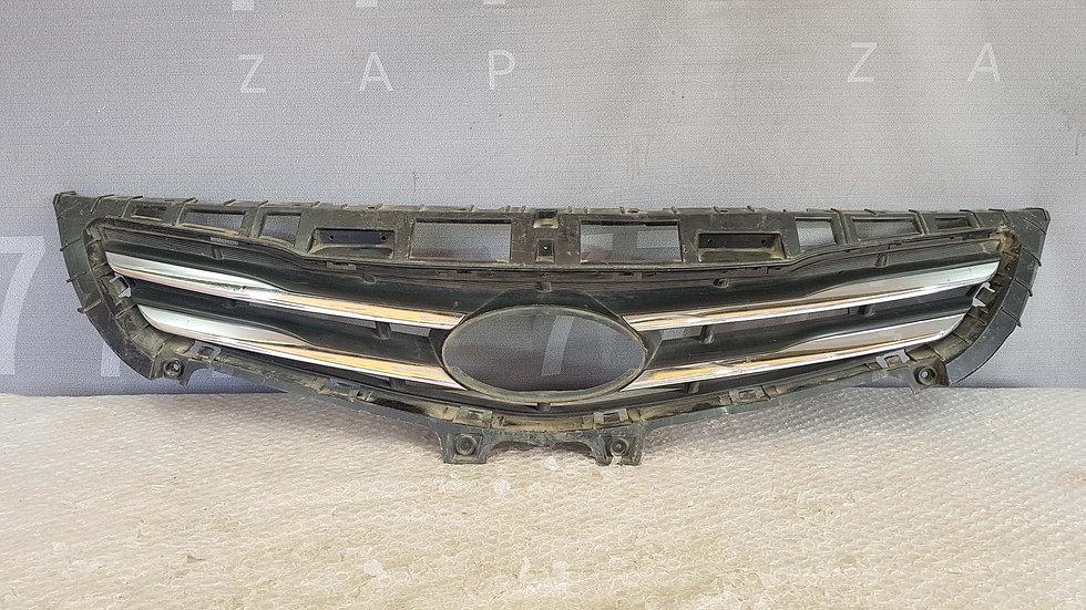 Hyundai Solaris 1 (RB) 14-17 Решетка радиатора Б/у Оригинал