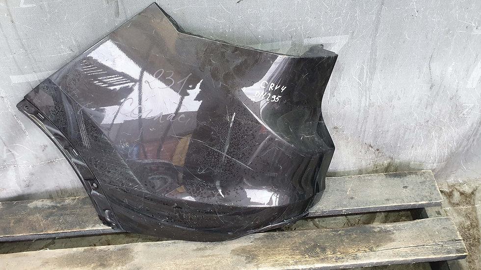 Honda CR-V 4 Бампер задний левая часть Б/У Оригинал
