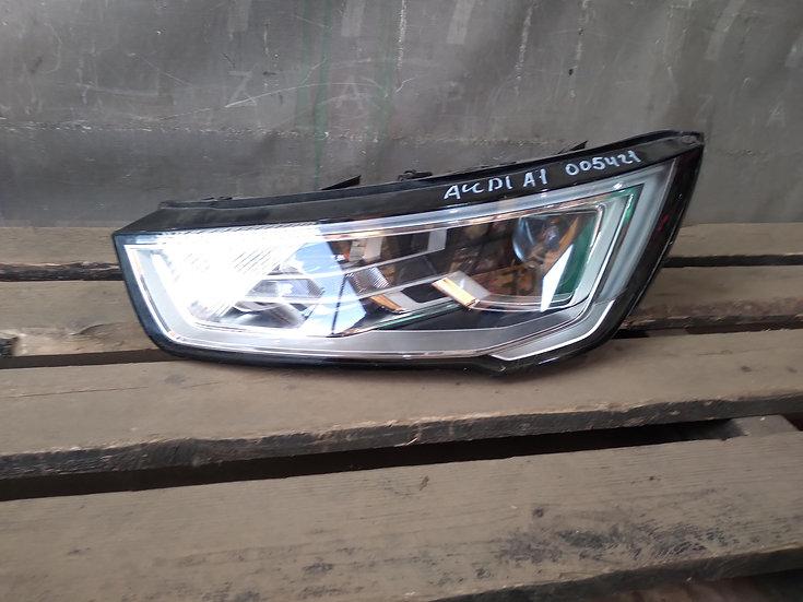 Audi A1 (8X) Фара левая Б/у Оригинал