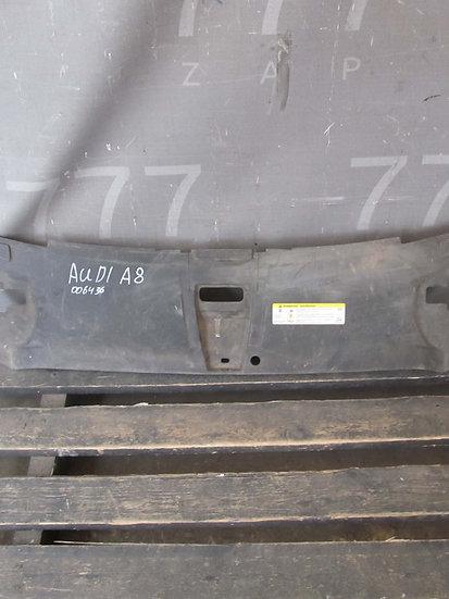 Audi A8 (D4) Накладка замка капота Б/у Оригинал