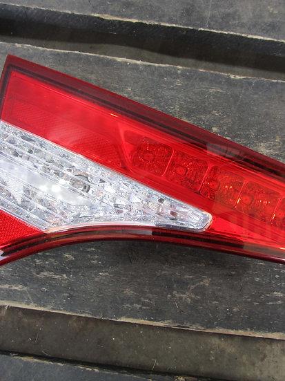 Kia Optima 3 (TF) 10-16 Фонарь задний левый внутренний LED Б/у Оригинал