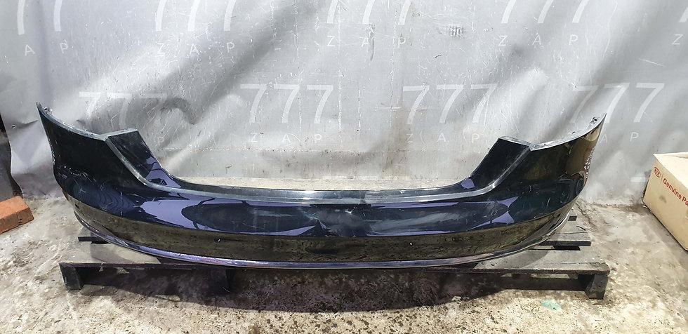 Audi A8 (D4) Бампер задний Б/у Оригинал
