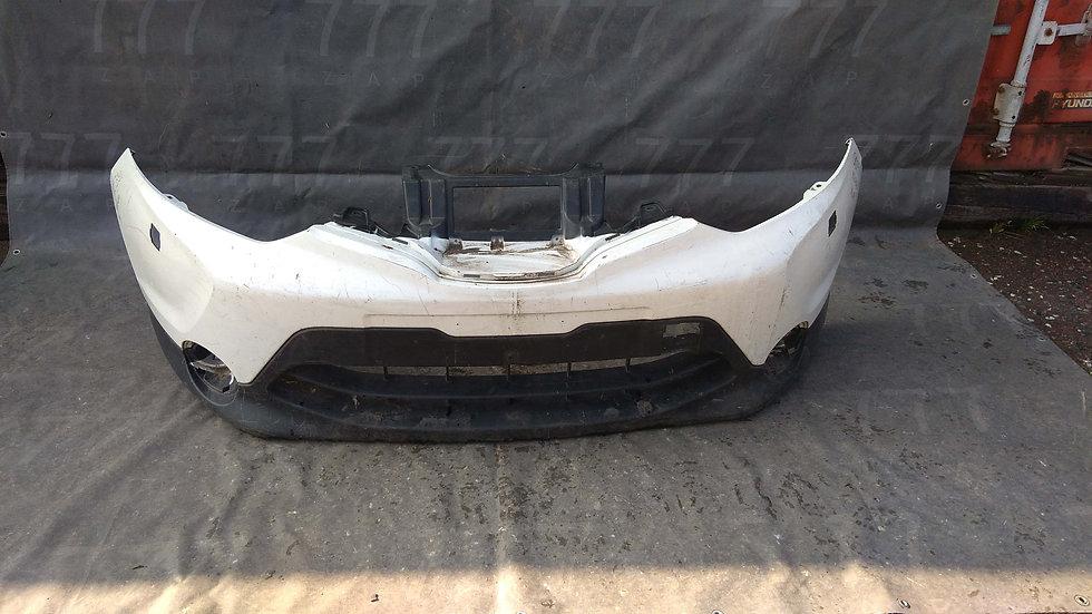Nissan Qashqai 2 (J11) 13-17г Бампер передний Б/у Оригинал