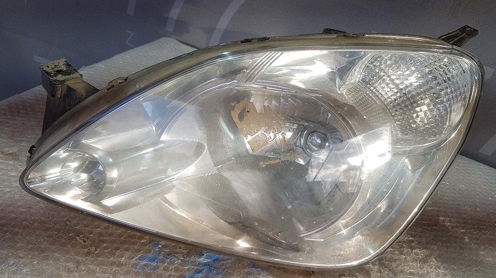 Honda CR-V 2 (01-06г) Фара левая Б/у Оригинал