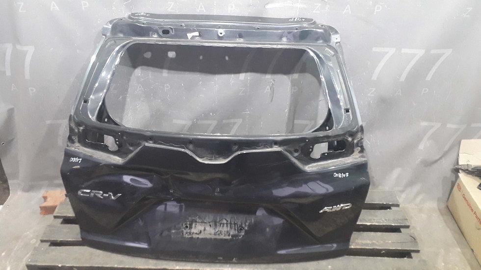 Honda CR-V 5 (RW) 16г- Крышка багажника Б/у Оригинал